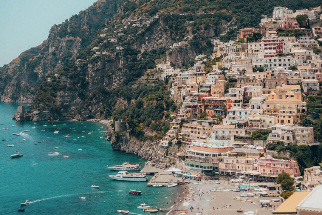 Positano (Salerno), Italia