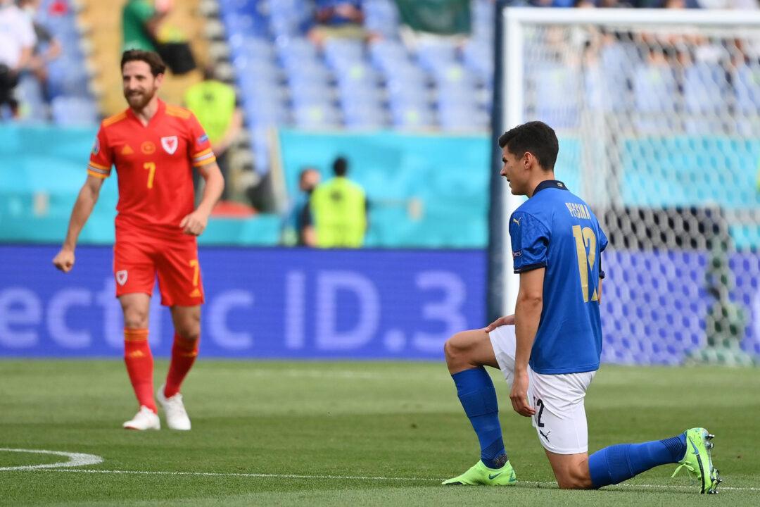 Italia-Galles Euro 2020
