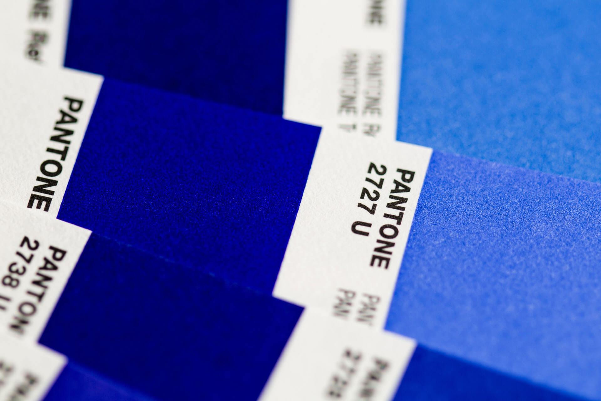 Pantone Cobalt Blue